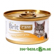 Brit Care Cat Tuna, Carrot & Pea