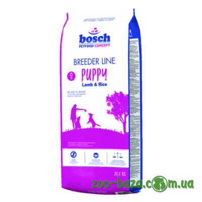 Bosch Breeder Line Puppy Lamb & Rice