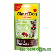 GimDog Little Darling Nutri Pockets Sensitive
