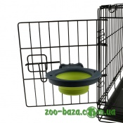 Dexas Collapsible Kennel Bowl Large
