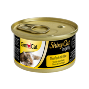 GimCat ShinyCat in Jelly Tuna Cheese