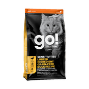 GO! Solutions Sensitivity Shine Grain Free Duck Cat Recipe