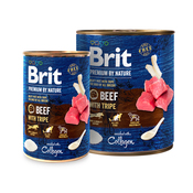 Brit Premium by Nature Beef with Tripe