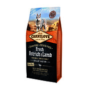 Carnilove Fresh Ostrich & Lamb for Small Breeds