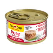 GimDog Little Darling Pure Delight Tuna with Beef