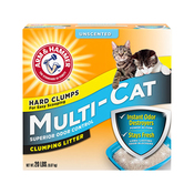 Arm & Hammer Multi-Cat Strength Clumping Litter Unscented
