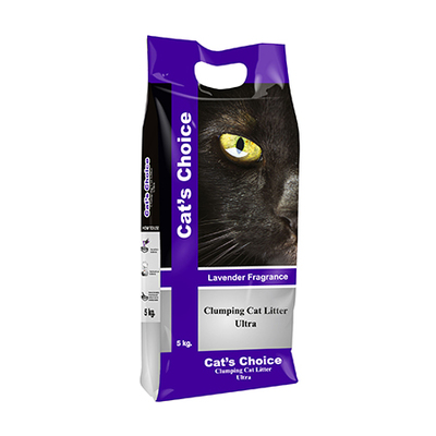 Indian Cat Litter Lavender