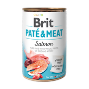 Brit Pate & Meat Dog Salmon