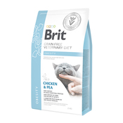 Brit Grain-Free VetDiets Cat Obesity