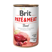 Brit Pate & Meat Dog Beef