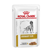 Royal Canin Urinary S/O Dog Pouches Slices in Gravy