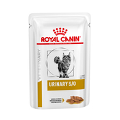 Royal Canin Urinary S/O Morsels in Gravy