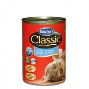 Butcher's Cat Classic with Trout