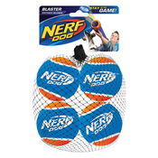 Nerf Dog Set of 4 Tennis Balls for Blaster for Dogs