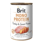 Brit Mono Protein Turkey&Sweet Potato