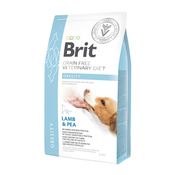 Brit Grain-Free VetDiets Dog Obesity