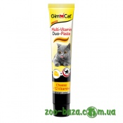 GimCat Multi-Vitamin Duo Paste Cheese&Vitamins
