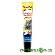 GimCat Multi-Vitamin Duo Paste Tuna&Vitamins