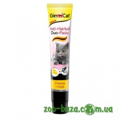 GimCat Anti-Hairball Duo Paste Cheese&Malt