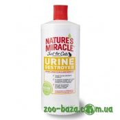 Nature's Miracle Urine Destroyer Just for Cats