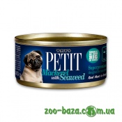 Petit Canned Mackerel with Seeweed