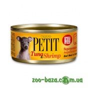 Petit Canned Tuna & Shrimp