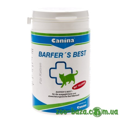 Canina Barfer's Best Cats