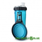 Dexas Snack DuO with Collapsible Cup