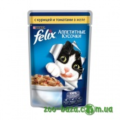 Felix Fantastic Adult Chicken Tomatoes