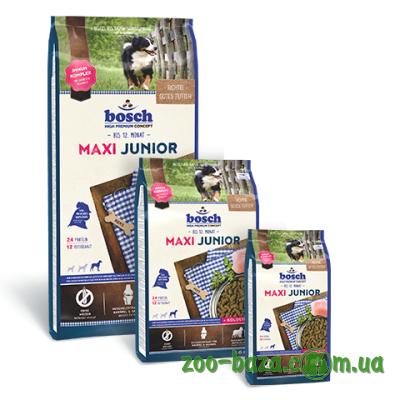 Bosch Maxi Junior
