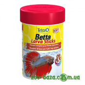 Tetra Betta Larva Sticks