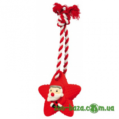 Trixie Assortment Stars on a Rope