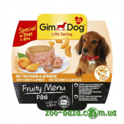 GimDog LD Fruity Menu Pate with Turkey&Apricot