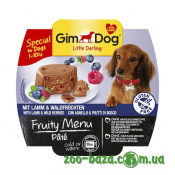GimDog LD Fruity Menu Pate with Lamb&Wild Berries