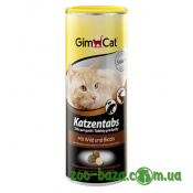 GimCat Katzentabs Game & Biotin