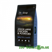 Profine Junior Large Chicken & Potatoes