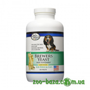 Four Paws Brewers Yeast Garlic Flavor Dog and Cat Tablets
