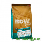 Now Fresh Senior Large Breed Recipe Grain Free
