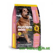 Nutram Sound Balanced Wellness Natural Adult Dog Food