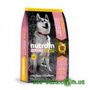 Nutram Sound Balanced Wellness Natural Lamb Adult Dog