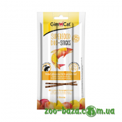 GimCat Superfood Duo-Sticks Salmon & Mango