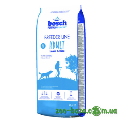 Bosch Breeder Line Lamb & Rice