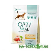 OptiMeal Chicken Adult Cats