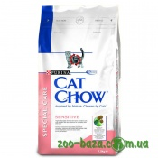 Cat Chow Adult Sensitive