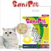 Природа SaniPet Cat Lemon