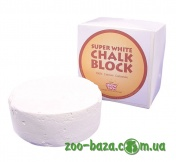 Show Tech Super White Chalk Block
