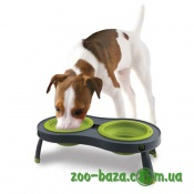 Dexas Double Elevated Feeder Large